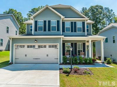 Knightdale Single Family Home Contingent: 1205 Brook Bluff Road