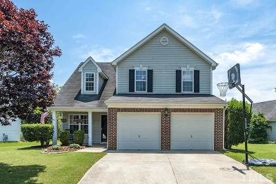 Morrisville Single Family Home For Sale: 209 Valley Glen Drive