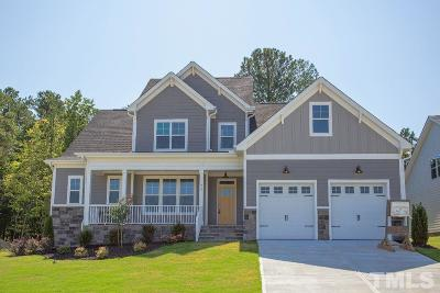 Rolesville Single Family Home For Sale: 417 Lindsays Run