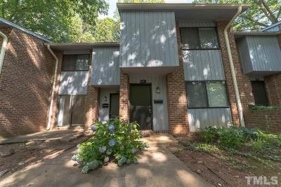 Raleigh NC Condo For Sale: $115,000