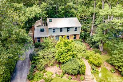 Durham Single Family Home For Sale: 1937 Fireside Drive