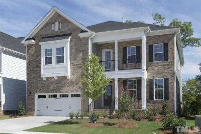 Cary Single Family Home For Sale: 1921 Edgelake Place