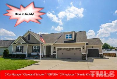 Garner Single Family Home For Sale: 46 Telesto Circle