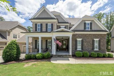 Holly Springs Single Family Home For Sale: 117 Synandra Lane