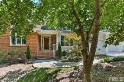 Chapel Hill Single Family Home For Sale: 74302 Hasell