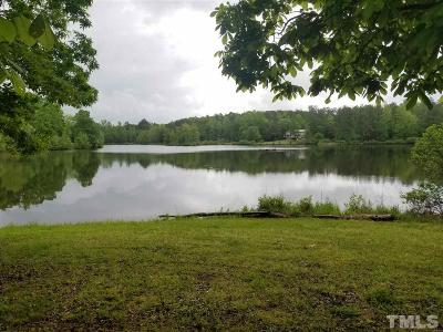 Wake County Residential Lots & Land For Sale: 5008 Upchurch Lane
