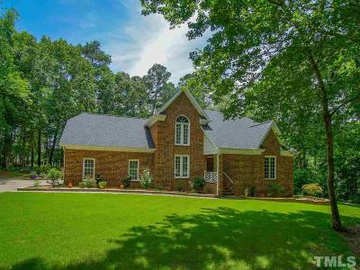 Raleigh Single Family Home For Sale: 5457 Blue Sage Drive