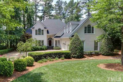 Raleigh NC Single Family Home For Sale: $831,900