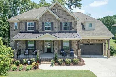 Apex Single Family Home For Sale: 2338 Terrmini Drive