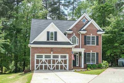 Raleigh Single Family Home For Sale: 412 Thyme Place