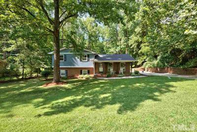 Chapel Hill Single Family Home For Sale: 304 Brandywine Road