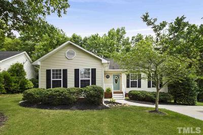 Holly Springs Single Family Home Pending: 120 Braxberry Way