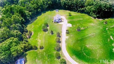 Benson Single Family Home For Sale: 1267 Sanders Road