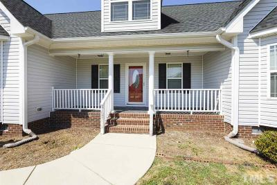 Dunn Single Family Home For Sale: 165 Natures Way