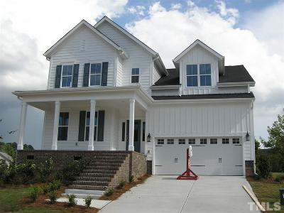 Cary Single Family Home For Sale: 2013 Waterbush Cove Court