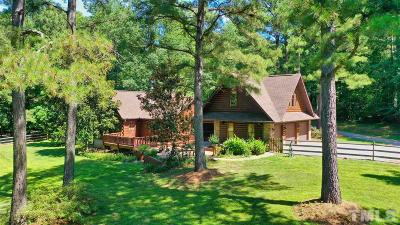 Johnston County Single Family Home For Sale: 2421 Whispering Pines Drive