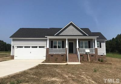 Zebulon Single Family Home For Sale: 50 Hawick Court