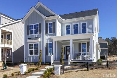 Wake Forest Single Family Home For Sale: 8908 Kitchin Farms Way #Lot 309