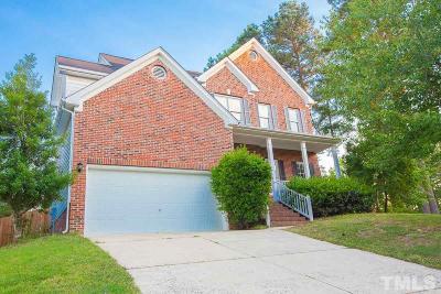 Single Family Home Pending: 100 Yorkhill Drive