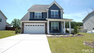 Knightdale Single Family Home For Sale: 5433 Emerald Spring Drive