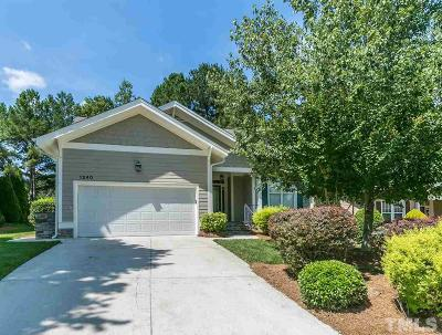Wake Forest Single Family Home For Sale: 1240 Sky Hill Place