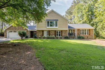 Cary Single Family Home For Sale: 413 Glasgow Road