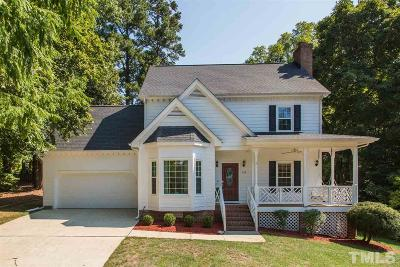 Cary Single Family Home For Sale: 208 Parkcanyon Lane
