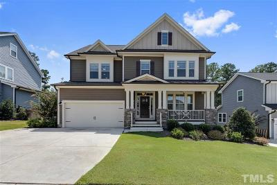 Holly Springs Single Family Home For Sale: 216 Climbing Tree Trail