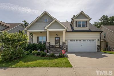 Youngsville Single Family Home For Sale: 105 Meadowrue Lane