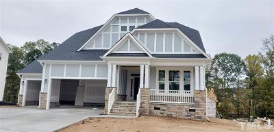 Wake Forest Single Family Home Pending: 1000 Goldfinch Nest Court