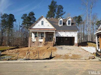 Wake Forest Single Family Home Pending: 717 Hydrangea Field Court