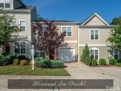 Wake Forest Townhouse Contingent: 175 Deacon Ridge Street