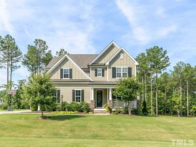 Wake Forest Single Family Home For Sale: 2324 Emerald Woods Drive