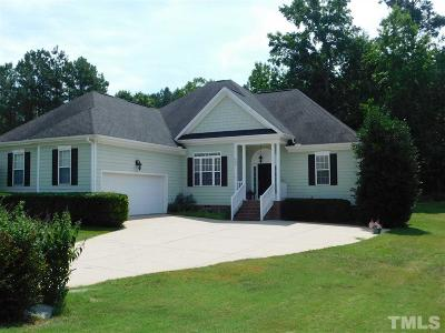 Wendell Single Family Home For Sale: 906 Trumpet Vine Court