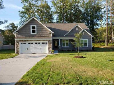 Youngsville Single Family Home For Sale: 407 Forest Glenn Drive