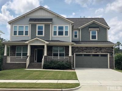 Apex Single Family Home Contingent: 2370 Redbud Tree Drive