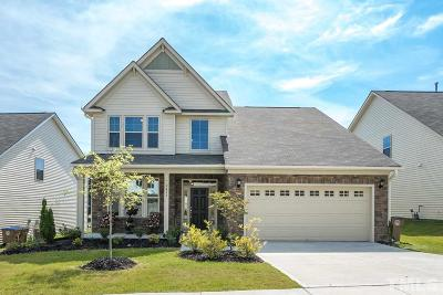 Wake Forest Single Family Home For Sale: 2417 Cedar Rock Drive