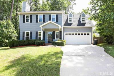 Cary Single Family Home For Sale: 207 Shotts Court
