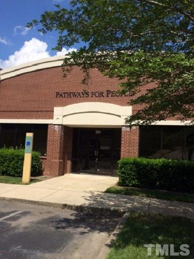 Wake County Commercial For Sale: 15100-203 Weston Parkway