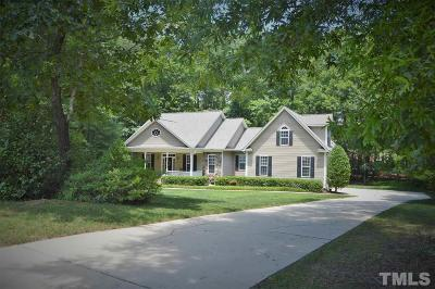 Youngsville Single Family Home For Sale: 70 Holstein Lane