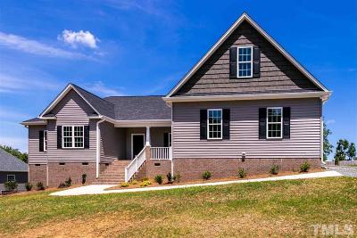 Graham Single Family Home Pending: 2307 Knightdale Drive