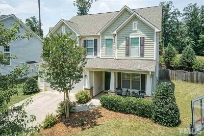 Apex Single Family Home Pending: 108 Aldenwood Place