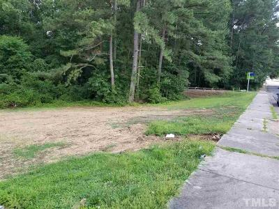 Durham County Residential Lots & Land For Sale: 3334 Hinson Drive