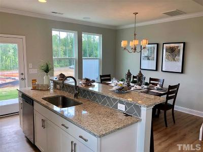 Durham Townhouse For Sale: 1019 Amber Shadow Drive