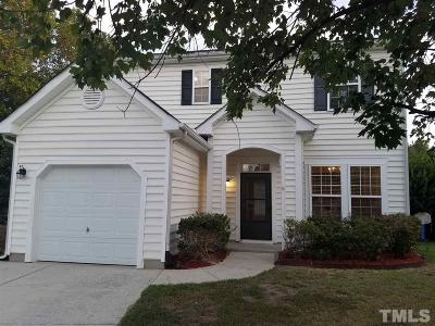 Rolesville Single Family Home For Sale: 316 Scarcliffe Court