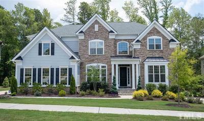Apex Single Family Home For Sale: 117 Oak Haven Lane