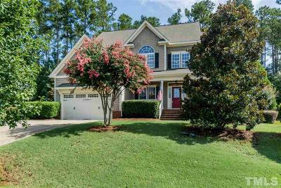 Apex Single Family Home For Sale: 7216 Bedford Ridge Drive