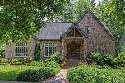 Chapel Hill Single Family Home Contingent: 131 Graylyn Drive