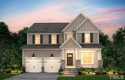 Durham County Single Family Home For Sale: 108 Sunburst Drive #CB Lot 5