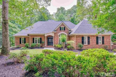 Cary Single Family Home For Sale: 2224 Upper Valley Court
